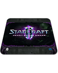 Mouse Mat QcK Limited - Starcraft 2 Heart of the Swarm Logo (SteelSeries)