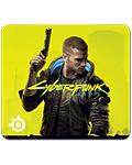 QcK Large Mouse Mat -Cyberpunk- (SteelSeries)