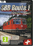 Train Simulator 2012-2015 Add-on: SBB Route 1 (PC Games)