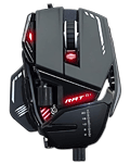 R.A.T. 8+ ADV Gaming Mouse -black- (Mad Catz)