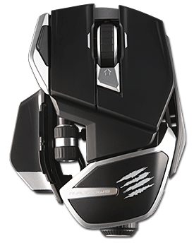 R.A.T. DWS Dual Wireless Gaming Mouse (Mad Catz)