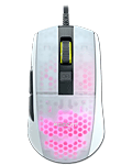 Burst Pro Gaming Mouse -White- (Roccat)