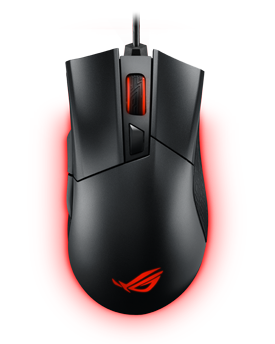 ROG Gladius II Optical Gaming Mouse (ASUS)