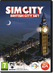 SimCity Add-on: Britisches Stadt Set (Code in a Box)