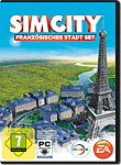 SimCity Add-on: Französisches Stadt Set (Code in a Box)