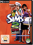 Die Sims 2 Add-on: Open for Business
