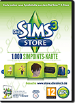 Die Sims 3 SimPoints Card