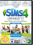 Die Sims 4: Bundle 1 (Code in a Box) (PC Games)