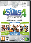 Die Sims 4: Bundle 2 (Code in a Box)