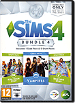 Die Sims 4: Bundle 4 (Code in a Box) (PC Games)