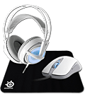 SteelSeries Frost Blue Illuminated Bundle (SteelSeries)