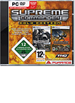 Supreme Commander Gold Edition (Jewel Case)