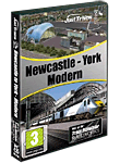 Railworks 3 - Train Simulator 2012 Add-on: Newcastle - York Modern