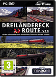 Train Simulator 2016 Add-on: Dreiländereck Route V2.0 (PC Games)