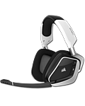 Void Pro RGB Wireless 7.1 Gaming Headset -White- (Corsair)