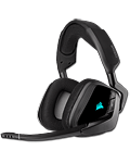 Void RGB Elite Wireless Premium Gaming Headset -Black- (Corsair)