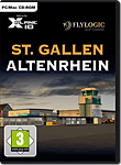 XPlane 10: St. Gallen Altenrhein (PC Games)