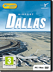 XPlane 11: Airport Dallas (PC Games)
