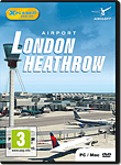 XPlane 11: Airport London Heathrow (PC Games)