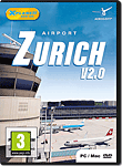 XPlane 11: Airport Zürich V2.0 (PC Games)