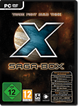 X - Saga-Box (PC Games)