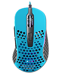 M4 RGB Gaming Mouse -Blue- (Xtrfy)