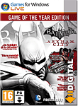 Batman: Arkham City - Game of the Year Edition (PC Games-Digital)