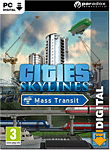 Cities: Skylines - Mass Transit (PC Games-Digital)