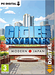 Cities: Skylines - Content Creator Pack: Modern Japan (PC Games-Digital)