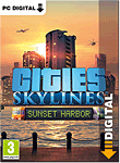 Cities: Skylines - Sunset Harbor (PC Games-Digital)