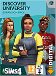 Die Sims 4: Discover University (PC Games-Digital)