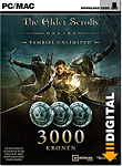 The Elder Scrolls Online: Tamriel Unlimited - 3000 Kronen (PC Games-Digital)