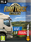 Euro Truck Simulator 2: Vive la France! (PC Games-Digital)