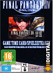 Final Fantasy 14 Online Gametime Card (60 Tage) (PC Games-Digital)