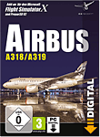 Flight Simulator X: Airbus A318/A319 (PC Games-Digital)