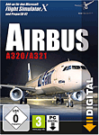 Flight Simulator X: Airbus A320/A321 (PC Games-Digital)