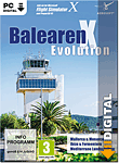 Flight Simulator X: Balearen X Evolution (PC Games-Digital)
