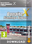 Flight Simulator X: Bonaire Flamingo Airport X (PC Games-Digital)