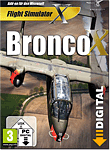 Flight Simulator X: Bronco X (PC Games-Digital)