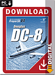 Flight Simulator X: Douglas DC-8 (PC Games-Digital)