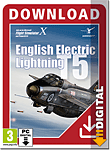 Flight Simulator X: English Electric Lightning T5 (PC Games-Digital)