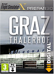Flight Simulator X: Graz Thalerhof (PC Games-Digital)