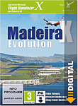 Flight Simulator X: Madeira X Evolution (PC Games-Digital)