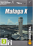 Flight Simulator X: Malaga X (PC Games-Digital)