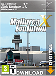 Flight Simulator X: Mallorca X Evolution (PC Games-Digital)