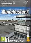 Flight Simulator X: Manchester X (PC Games-Digital)
