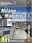 Flight Simulator X: Milano Malpensa X (PC Games-Digital)