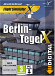 Flight Simulator X: Berlin-Tegel X (PC Games-Digital)