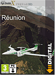Flight Simulator X: Réunion (PC Games-Digital)