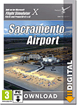 Flight Simulator X: Sacramento Airport (PC Games-Digital)